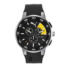 Puma reloj de pulsera hombre Chrono Racing Look silicona Pu104161003