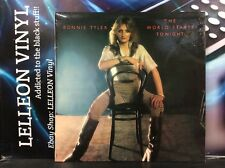 Bonnie Tyler The World Starts Tonight LP Album Vinyl PL25063 A1/B1 Rock 70's