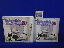 3DS GABRIELLE'S GHOSTLY GROOVE 3D Game Terror Up The Dance Floor! 3DS PAL UK