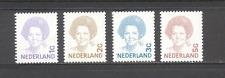 Netherlands 1991 Queen Beatrix/Royalty/Royal/People/Definitves 4v (n19203)