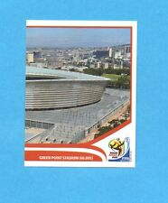 SOUTH / SUD AFRICA 2010-PANINI-Figurina n.7-CAPE TOWN STADIO DX -NEW BLACK BACK