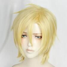 Anime BANANA FISH Ash Lynx Wig Heat Resistant Cosplay Hair Wigs