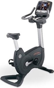 Life Fitness 95C Engage Upright Bike Remanufactured w/1 YR Warranty