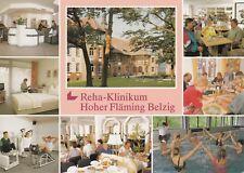 Cartolina ANTICA-riabilitazione-Klinikum alta Fläming Belzig