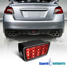 For 11-18 Subaru Impreza WRX Red Replacement LED Rear Fog Light 3rd Brake Lamp