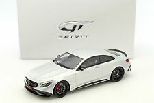 Brabus 850 Baujahr 2015 silber 1:18 GT-SPIRIT