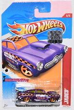 Candy Purple Metallic 2012 Hot Wheels JADED #200 City Stunt /'12