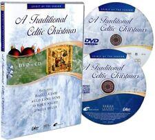 CD & DVD: A Traditional Celtic Christmas (Keltische Weihnachtslieder/Irish Folk)