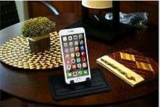 Phone Holder for Car - Dashboard Cell Phone Holder for Desk,Fast and Easy Set...