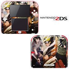 Vinyl Skin Decal Cover for Nintendo 2DS - Naruto Shippuden 1