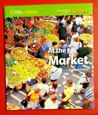 National Geography Become an Expert AT THE MARKET - Florida (2011, paperback)