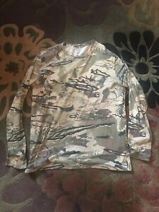 Under Armour Barren Camo Hunting Shirts(two)-L