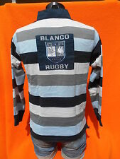 SERGE BLANCO Polo Coq Rooster Quinze SB 15 XV Rugby France Ovalie Top 14 Tournoi
