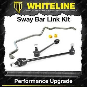 Whiteline Front 27mm Sway Bar + Link Kit for Ford Falcon XA XB XC XD XE XF
