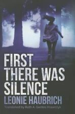First There Was Silence-ExLibrary