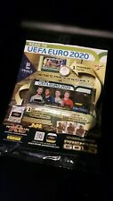 Panini Adrenalyn Road to Euro 2020 Premium GOLD --- 1 Pack