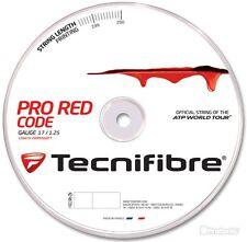 TENNIS STRING TECNIFIBRE PRO REDCODE 200M - 2 GAUGES
