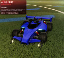 Animus GP New Import Car Overdrive Rocket League PS4