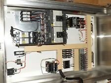 Sta-Con Lift Station Control Panel/Stainless 3R Hoffman A-36H2410Sslp Inclosure
