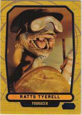 STAR WARS GALACTIC FILES SERIES 2 BLUE PARALLEL #352 RATTS TYERELL 347/350