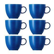 6 Thomas Sunny Day azul claro kaffee-obertassen 0,20L Porcelana Tazas Espresso