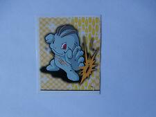 Autocollant Stickers POKEMON Collection MERLIN N°173 MACHOC !!!