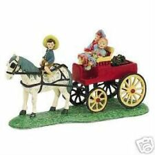 Dept 56 Season's Bay The Garden Cart NIB #53327