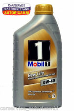 OLIO MOTORE MOBIL 1 NEW LIFE SAE 0W40 1LT API SN/SM/SL/SJ ACEA A3/B3  A3/B4