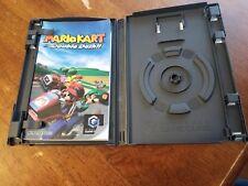 Mario Kart Double Dash Nintendo Gamecube Case Cover Art Manual Inserts - NO DISC