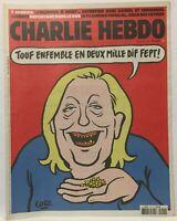 Charlie Hebdo - N*1221 du 16 décembre  2015