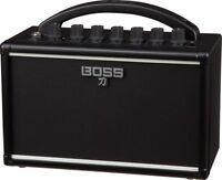 Boss KTN-MINI Katana Mini Battery Powered Guitar Amplifier FREE 2DAY