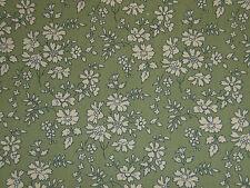 "Liberty of London Tana Lawn Tissu ""capel"" 2 mètres (200 cm) Vert"