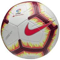 Nike Original La Liga LFP 2018/19 Soccer Ball Strike NEW Size 5 Football