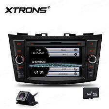 "7"" For Suzuki Swift Car DVD Player GPS Sat Nav Head Unit Stereo Radio 2011-2015"