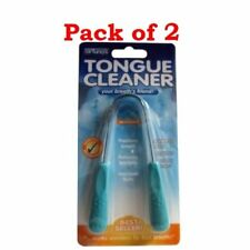 Dr. Tung's Stainless Steel Tongue Cleaner, 1 ea (PACK OF 2)
