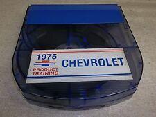 Technicolor Super 8mm Cartridge 1975 Chevrolet Product Training *FREE SHIP*