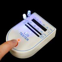 Mini Handy 2~150mA LED Tester Test Box for Light-emitting Diode Bulb Lamp New