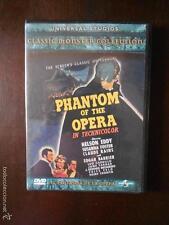 DVD PHANTOM OF THE OPERA -EL FANTASMA DE LA OPERA-NELSON EDDY-SOLO DESPRECINTADA