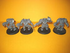 Warhammer 40k-Space Wolves - 4x WOLF GUARD Terminators-Terminator