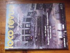 $$v Loco-Revue N°462 Z2 Jouef  Transpyreneen  BB 4101 à 4193  pont tournant