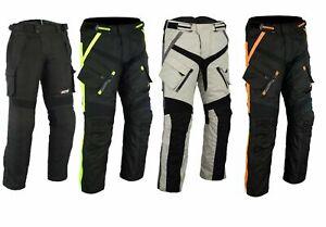 Motorradhose  HERREN Motorrad Textilhose Motorradbekleidung ATMUNGSAKTIV Hose