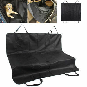 Foldable car rear seat waterproof pet mat Cat Dog Protector Mat AU