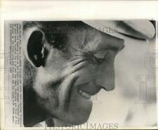 1968 Press Photo Golfer Gardner Dickinson, Miami, Florida - pis05162