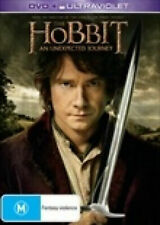 DVD The Hobbit an Unexpected Journey Ian McKellen Region 4