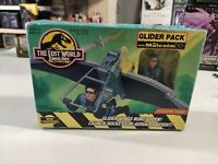 JURASSIC PARK the lost world glider pack Malcolm ACTION FIGURE