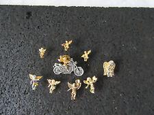 Lot of 9 Angel Pins
