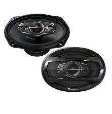 "PIONEER TS-A6995S 6""X9"" 600W 5 WAY COAXIAL CAR STEREO SPEAKERS TS-A6996R"