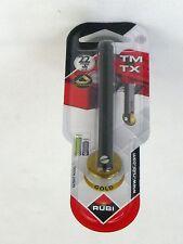 RUBI SCHNEIDRAD GOLD Ø 22 mm für TX und TM 01965