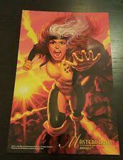 Marvel masterprints 1994 rogue