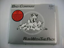 BAD COMPANY - RUN WITH THE PACK - 2CD NEW SEALED 2017 EXPANDED EDITION
